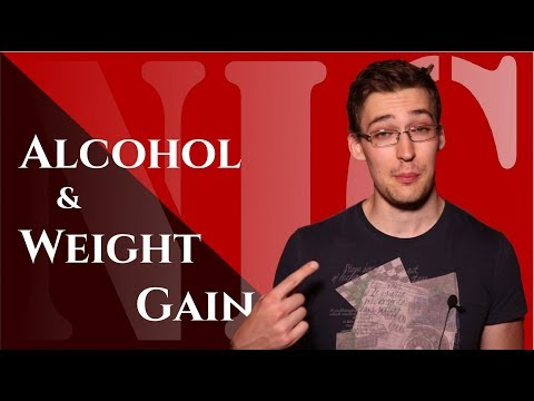 Confused Why You are Putting On The Weight Alcohol May be the Offender