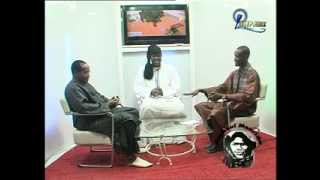 Jazboul Mouride Serigne Mountakha Gueye 15 04 2014 sur Lamp Fall TV