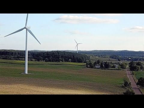 Wind Turbines Supporting Rural Economies, Keeping Young People in Agriculture