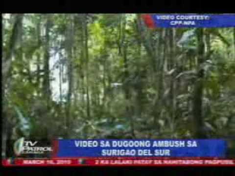 TV PATROL CARAGA 03-16 PAG AMBUSH.wmv