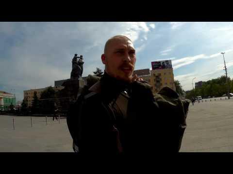 Командировка Южно-Сахалинск. Приезд на жд вокзал. 27.05.17