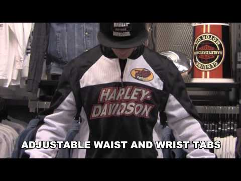 Harley Davidson Mesh Riding Jacket for sale  - Tampa, FL