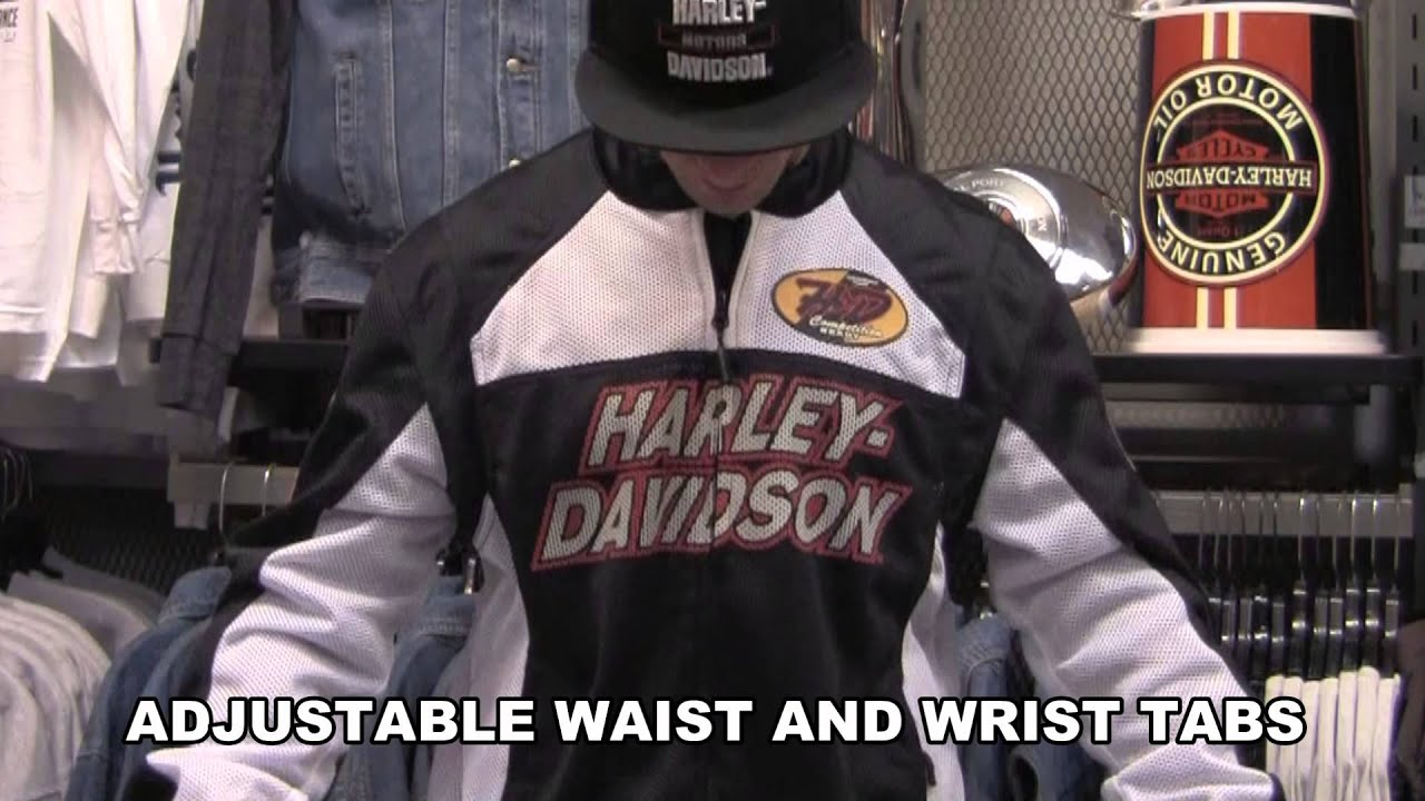 f4f9acfd7ec5f0 Harley Davidson Mesh Riding Jacket for sale - Tampa, FL - YouTube