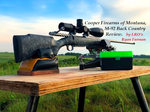 Cooper M92 Backcountry Rifle Review