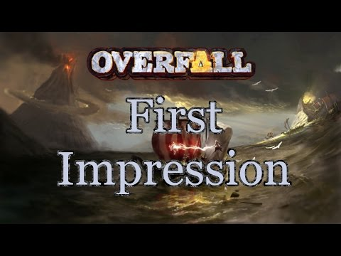 A Great Adventure! Overfall first look early access