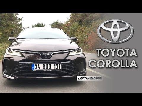 Toyota Corolla Otomobil Test Sürüşü