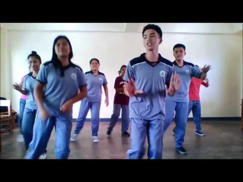 NDEI Zumba Exercise Team Benjah Banana Grade 11 (Group 8)