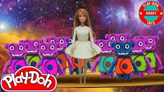 Play Doh Jennifer Lopez - Feel The Light Inspired Costumes (Re-Upload)