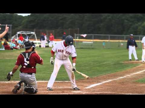 Alex Blandino - Cape Cod Hitting