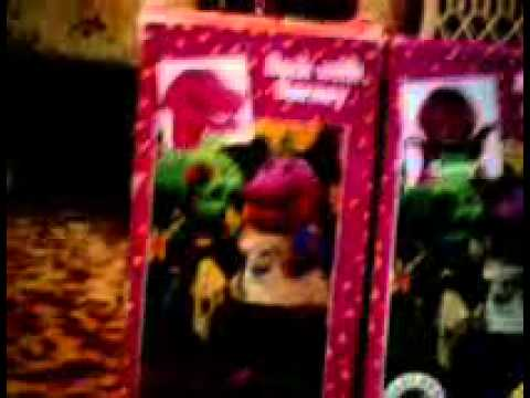 My Entire Barney and the Backyard Gang Videos & Toys I ...