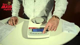 Ваги лабораторні ADT520 та ADA520 (відео огляд).Весы лабораторные ADT520 та ADA520 (видео обзор).(, 2016-01-29T12:01:17.000Z)