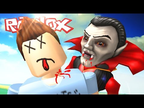 Roblox Adventures / Vampire Hunters 2 / Attacked by Evil Vampires!