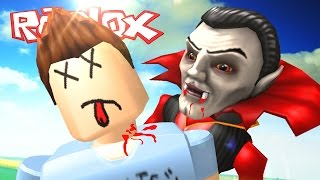 roblox adventures vampire hunters 2 attacked by evil vampires