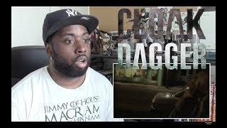 Cloak and Dagger REACTION - 1x4