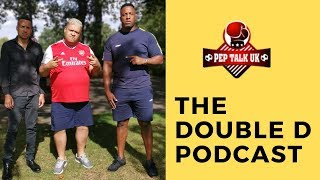 TYAN BOOTH RAW ON FROCH , EUBANK JR, PRINCE PATEL & CONFRONTATIONS IN LONDON  | THE DOUBLE D PODCAST