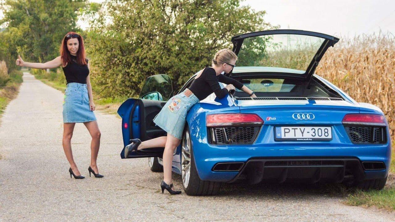 Élet a legdrágább Audival - Audi R8 V10, autóként használva