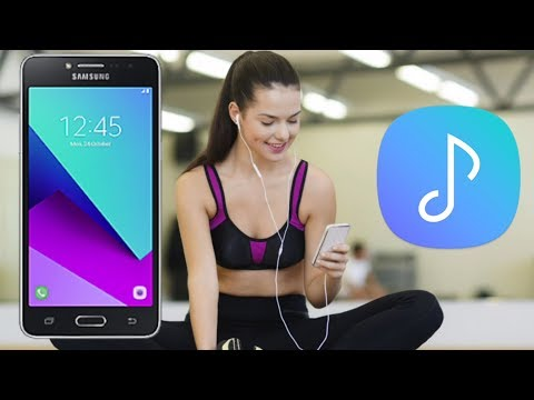how to play music on samsung J7 prime ^-^