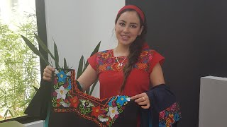 Compritas Ropa Artesanal Mexicana!