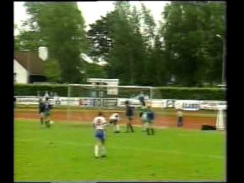 Faroes - Ynys Môn (Anglesey) 2-0. 1991 Island games final