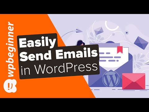 How To Use SMTP Server To Send WordPress Emails