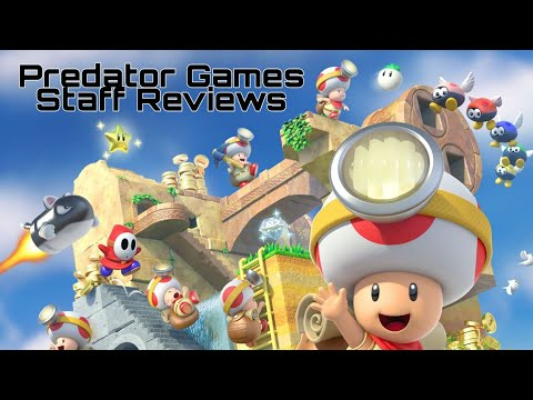 A Review of Captain Toad Treasure Tracker on the Nintendo Switch