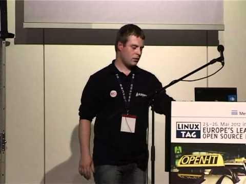 LinuxTag2012: How Aldebaran Robotics is using Linux on their NAO robot