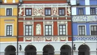 ZAMOŚĆ  2012. Rynek Wielki i Kamienice Ormiańskie