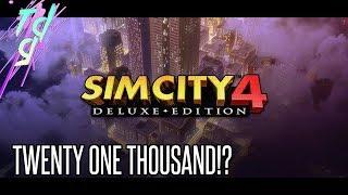 Simcity 4 - TWENTY ONE THOUSAND? #44