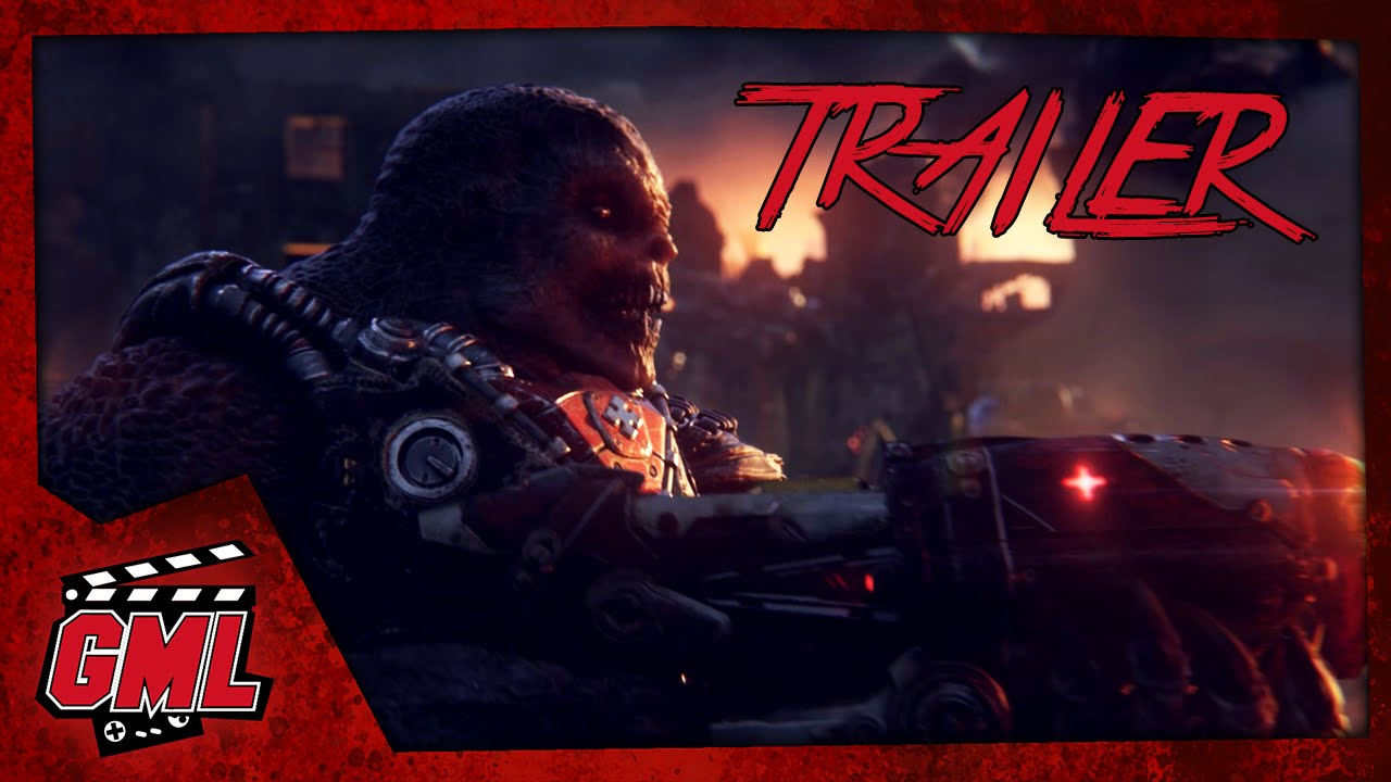 Gears of War Ultimate Edition - Trailer Intro Français 1080p