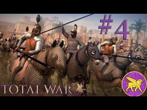 Total War: Rome II | ►Partia [4] | Ataque a Partava