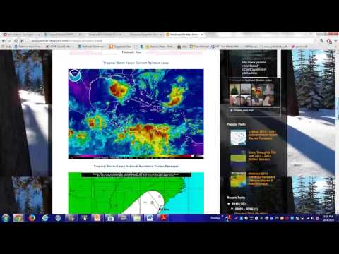 Northeast Weather Action Live Friday October 4th, 2013