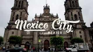 Travel in Mexico City, Mexico