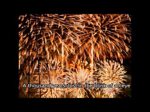 TOTO  A Thousand Years   with My Photo mp4+歌詞