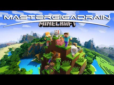 Minecraft Monday II | MasterGigadrain