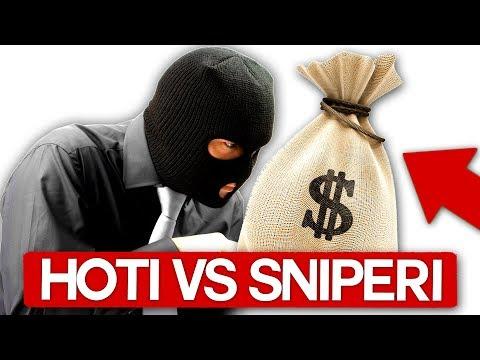 Hoti VS Sniperi! JOC NOU