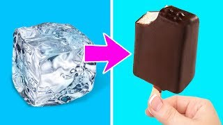 14 COOL AND YUMMY HACKS FOR YOU