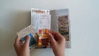 [Midori] Traveler's Notebook - Reisetagebuch von Italien