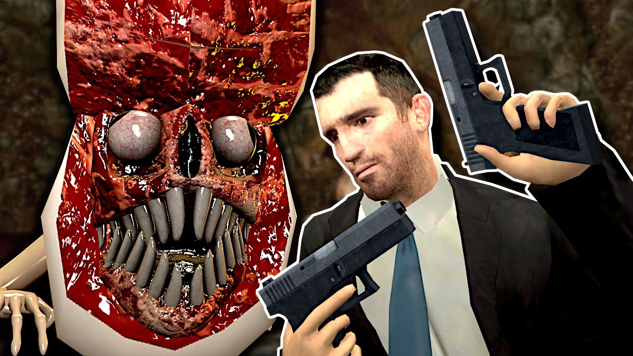 TRAPPED IN A BRIDGE WORM ARENA! - Garry's Mod Multiplayer Gameplay thumbnail