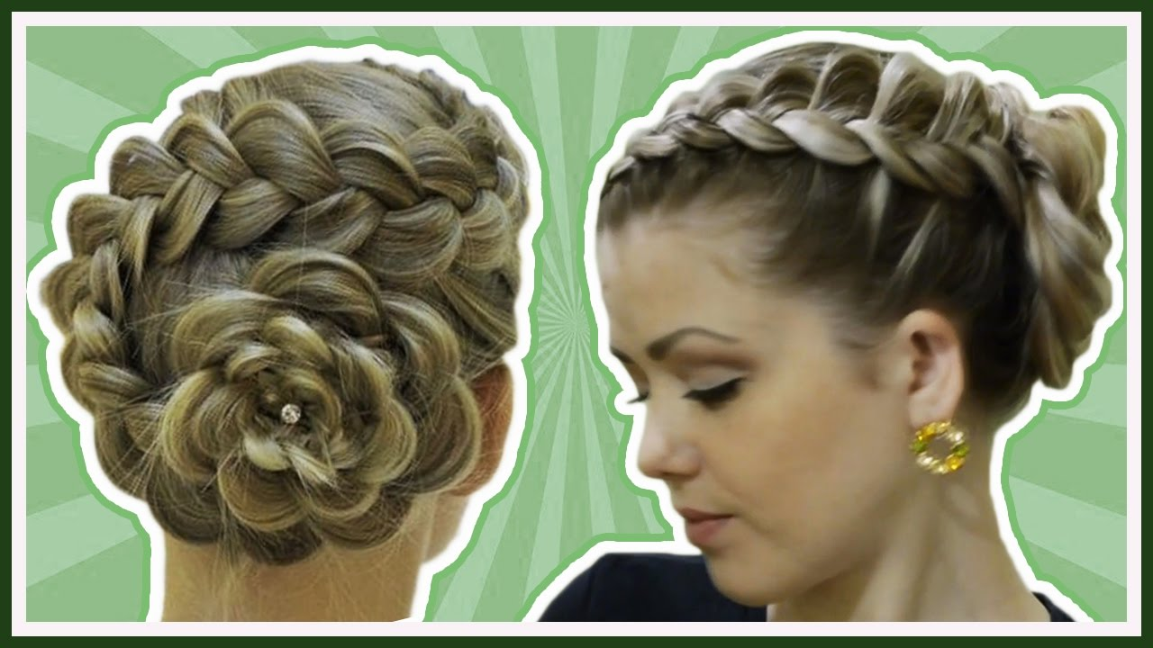 dutch flower braid flower braid hair tutorial youtube