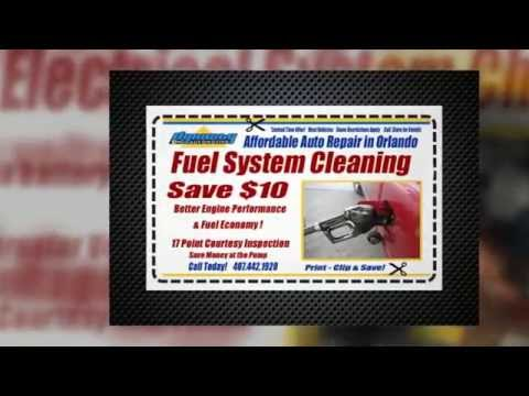 Auto Repair Shop Services In Orlando | Coupon Specials & Deals | Certified Auto Repair Shop
