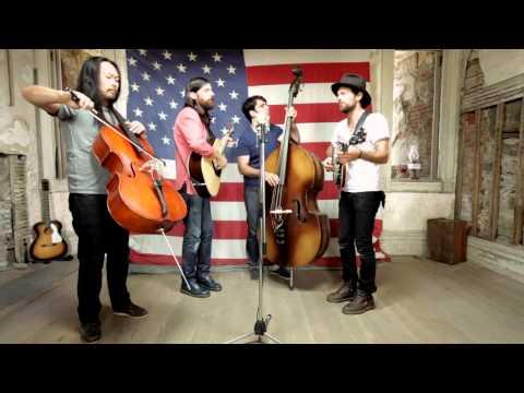 "BEHIND THE WALLS: Avett Brothers ~ ""Morning Song"" Newport Folk Fest 2013"