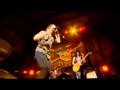Ghost - Slash Live Made In Stoke 2011 [HD]