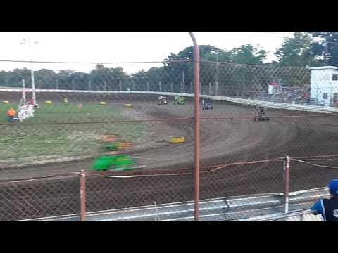7D Heat Race Coles County Speedway