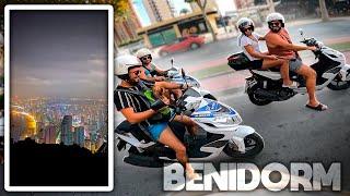 BENIDORM DE SCOOTER 125cc *5º …