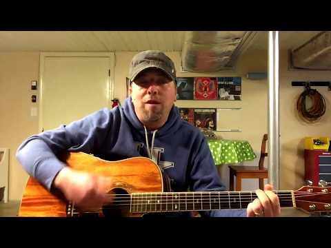 Old Crow Medicine Show - Wagon Wheel (Acoustic Cover) - Steve Brown