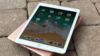 iPad 2018 (6th Gen) Review: Half the Pro for Half the Price