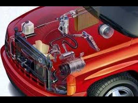 Aire acondicionado Automotriz-Funcionamiento y Averías