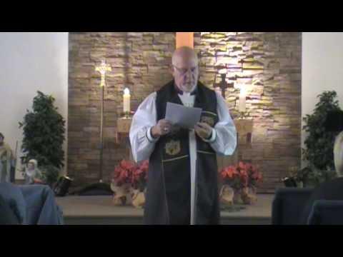 Bishop Bruce Wright January 1, 2017