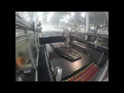 Time Lapse Of World's Largest 3D-printed Object