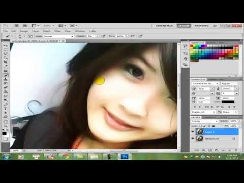 học photoshop , làm nét ảnh bằng photoshop